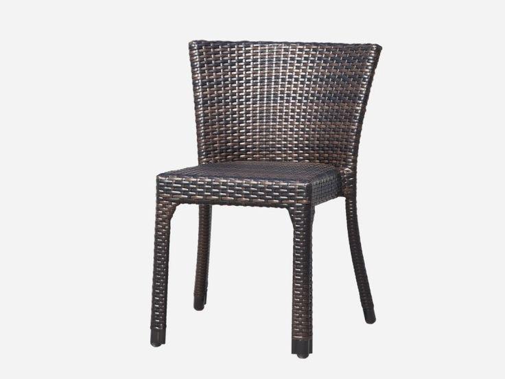 MİNT KOLSUZ SANDALYE #sandalye #rattan #bahçemobilyaları #vitello #vitellogarden