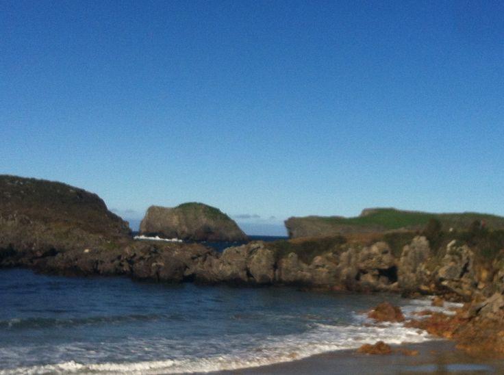Playa de Barro (elefante al fondo)