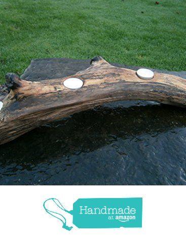 Elm tea light arch from Andy Bunn Woodwork https://www.amazon.co.uk/dp/B01MPWQVJL/ref=hnd_sw_r_pi_dp_trZdybVD6BGR0 #handmadeatamazon