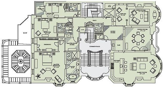 This just in tom brady likes to lose house plans for Brady house floor plan