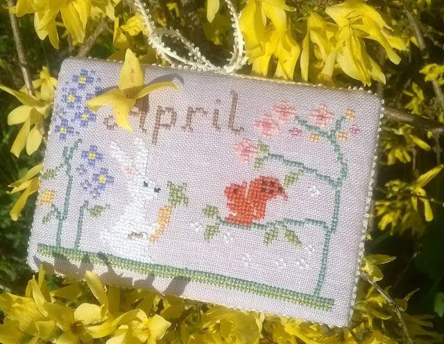 IL TEMPO PERSO: April