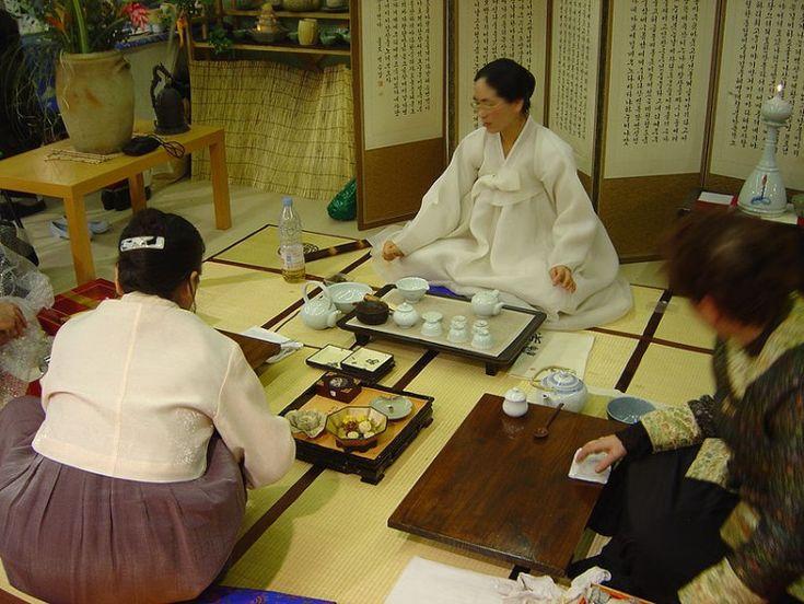 Японская чайная церемония - дань традиции