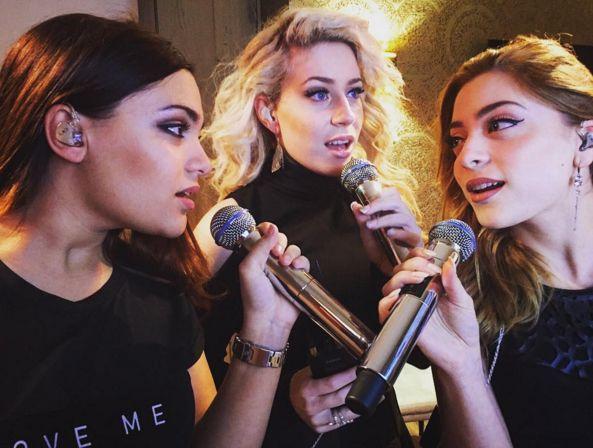 JOSH V | O'G3NE joshv.com/eu/ #JOSHV #Ogene #Singers #Sisters #Fashion #Fashionable #Outit