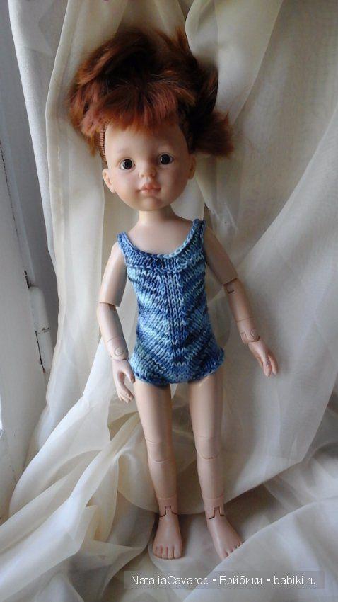 Купальник для Паолочек. Схема / Мастер-классы, творческая мастерская: уроки, схемы, выкройки кукол, своими руками / Бэйбики. Куклы фото. Одежда для кукол