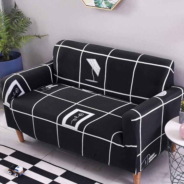 Sofa Cover Slipcovers Elastic Couch Case For Diffe Shape