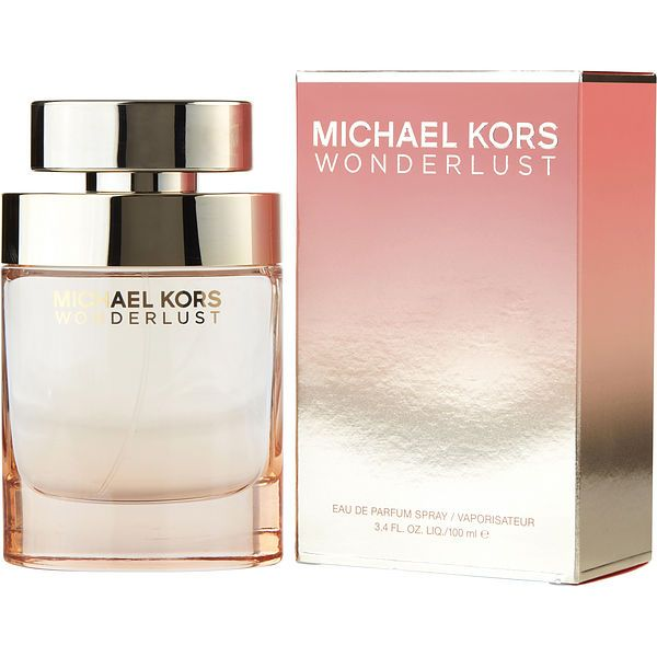 Michael Kors Wonderlust Eau De Parfum Spray 3.4 oz | Perfume