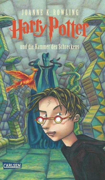 Harry Potter, Band 2: Harry Potter und die Kammer des Schreckens - Hardcover   CARLSEN Verlag