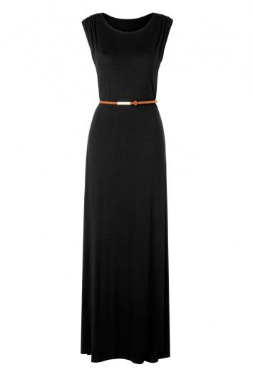 Belted Jersey Maxi Dress at Long Tall Sally, your number one fashion retailer for tall women's clothing #tallfashion #tallwomen #tallgirl