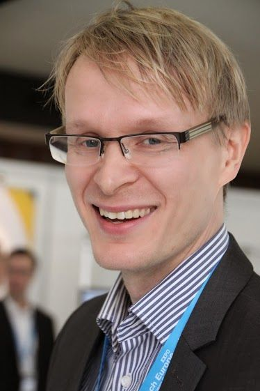 Founder & CEO of Intunex, Janne Ruohisto
