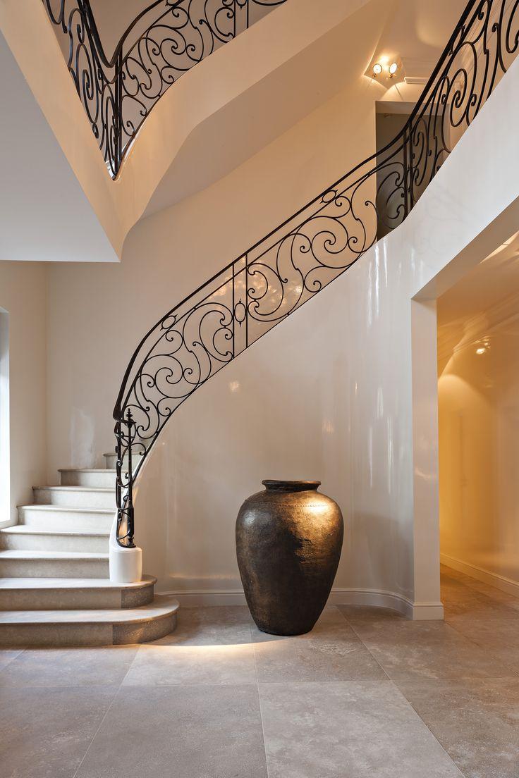 Hullebusch - PIETRA DEI MEDICI - poco veccio - Stairs - floor