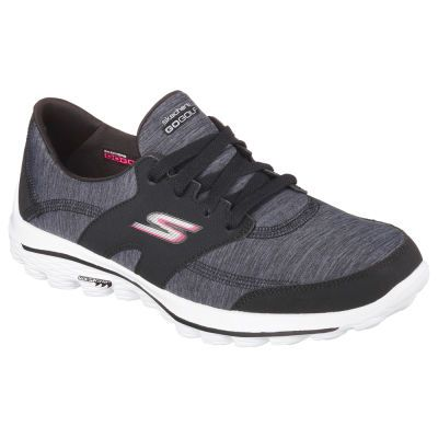 "Sketchers Go Walk 2 Backswing Golf Shoes: ""Sketchers Go Walk 2 Backswing Golf Shoes All of the innovative… #Golf #GolfClubs #GolfEquipment"