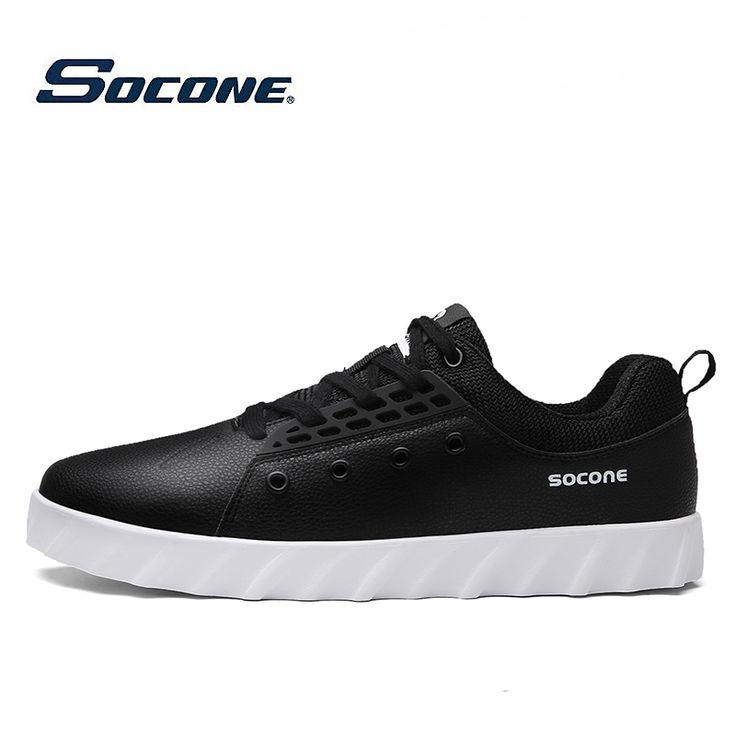 New design SOCONE brand mens board shoes skateboarding Shoes low upper  girls sport shoes wholesale 9835