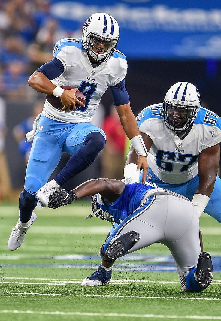 Marcus Mariota : Best images from NFL Week 2