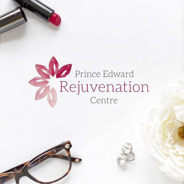 Prince Edward Rejuvenation Centre branding by 21B Creative
