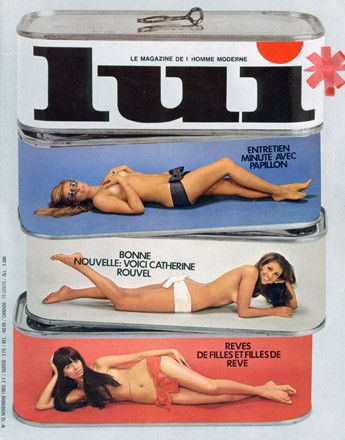 #lui #luimagazine vintage #BastilleDay