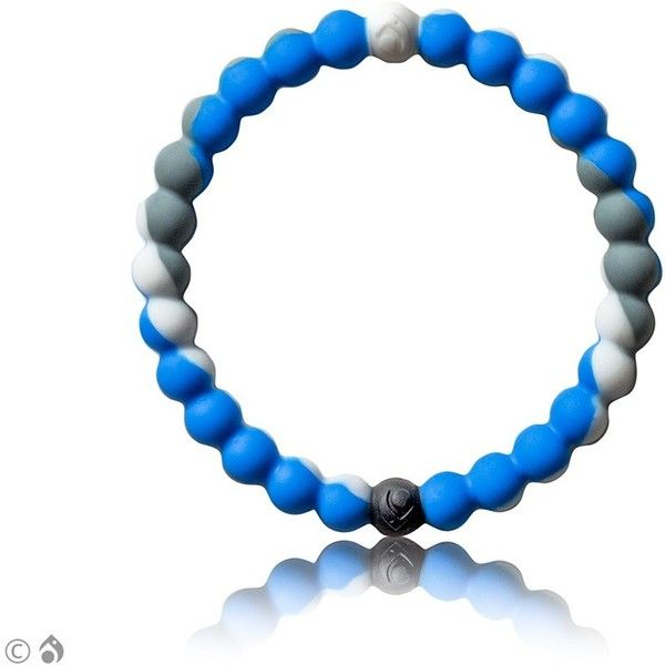 Get a Shark Lokai Bracelet now ($18) ❤ liked on Polyvore featuring jewelry and bracelets