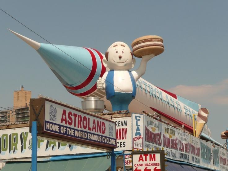 Coney Island NY Atroland