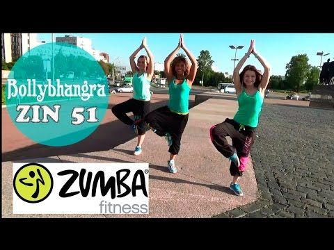 ZUMBA® FITNESS || ZIN 51 Bollybhangra || Zin Irina Vologdina - YouTube
