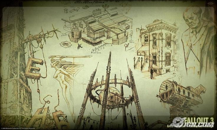Fallout 3: buildings 2