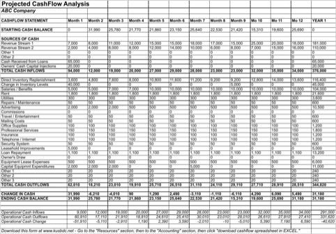 Sample Cash Flow Statement Format Tools Pinterest Cash flow - inspiration 10 income statement projections