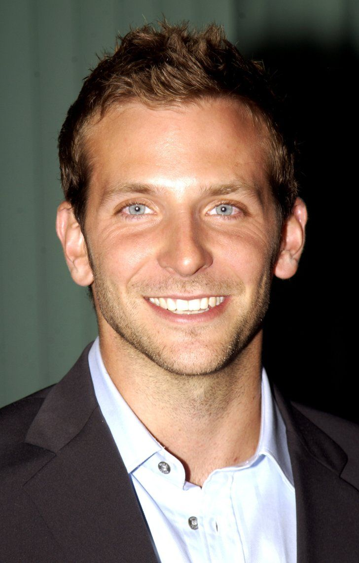 Pin for Later: 27 Pictures of Bradley Cooper's Blue Eyes That Will Stop You in Your Tracks  Ah, so young and fresh-faced— Bradley's eyes looked especially gorgeous at an Alias event in October 2002.