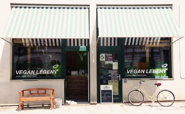 VEGAN LEBEN // veganes Lebensmittelgeschäft mit Bistro (Suppen) / Kurt Eisner Str. 11, 04275 Leipzig