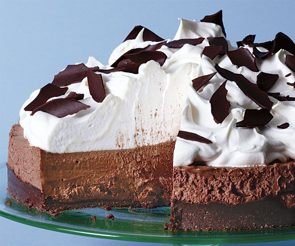 Chocolate Mousse Pie: No Bake. This impressive and insanely delicious dessert requires only six ingredients,