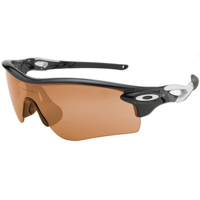 be71c3d10517f Óculos Oakley Radarlock de Sol Polished Black   Black Iridium VR28 -  OO918119
