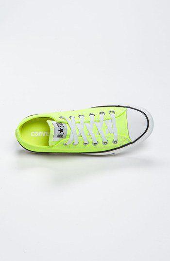 Neon Converse