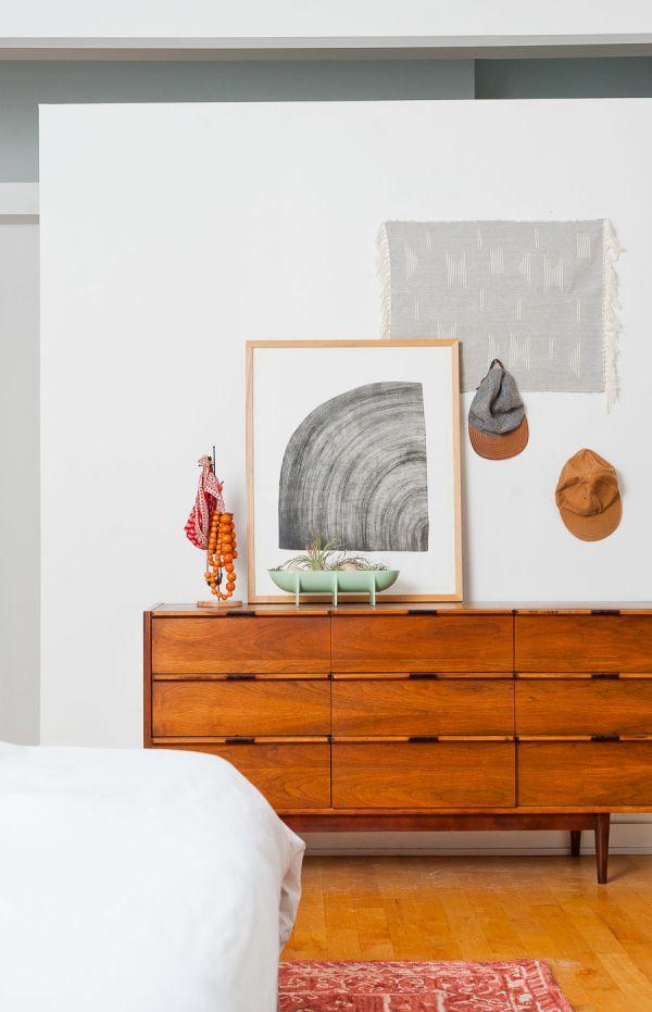 modern vintage bedroom ideas%0A A Minimal MidCentury Master Bedroom Makeover  Vintage DressersMid Century  Modern
