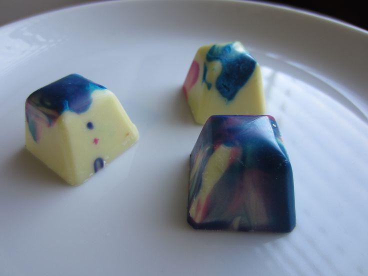 EB. Chocolat blanc