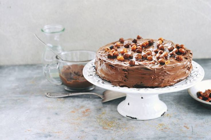 Chocolade en hazelnoten zijn een gouden combinatie - Recept - Allerhande