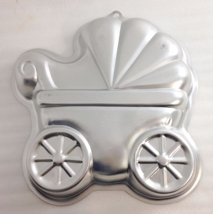 Cake Baby Carriage