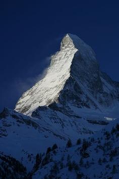 Matterhorn/Cervino.