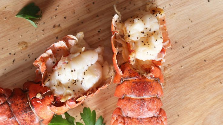 Baked Lobster Tail Recipe - one of my new favorite recipes courtesy of @lgmeats - https://www.lakegenevacountrymeats.com/recipes/baked-lobster-tail-recipe
