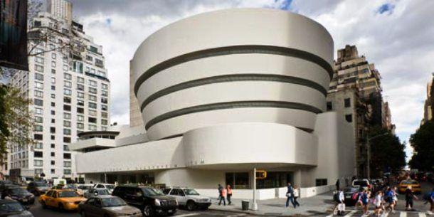 Solomon R. Guggenheim Museum - New York City, New York, USA