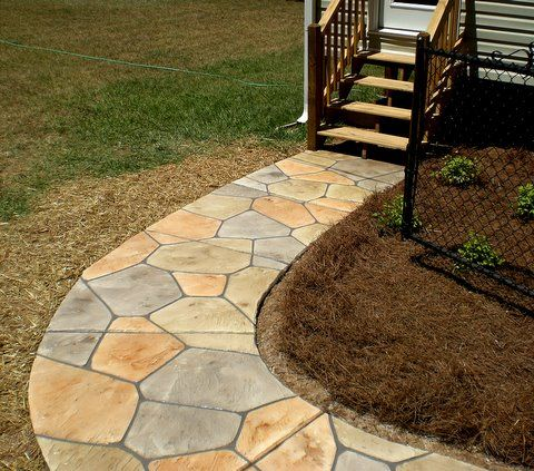 19 Best Stone Walks Images On Pinterest Stone Paths