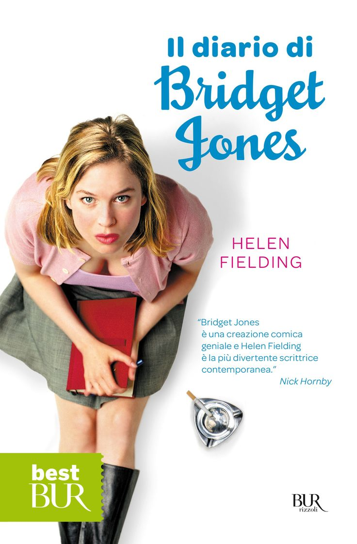 il diario di Bridget Jones - Bridget Jones's Diary (Helen Fielding)
