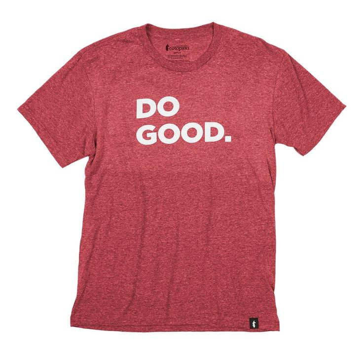 Cotopaxi - Men's Do Good T-shirt