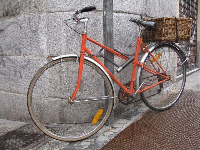 MadridCycleChic: marzo 2010