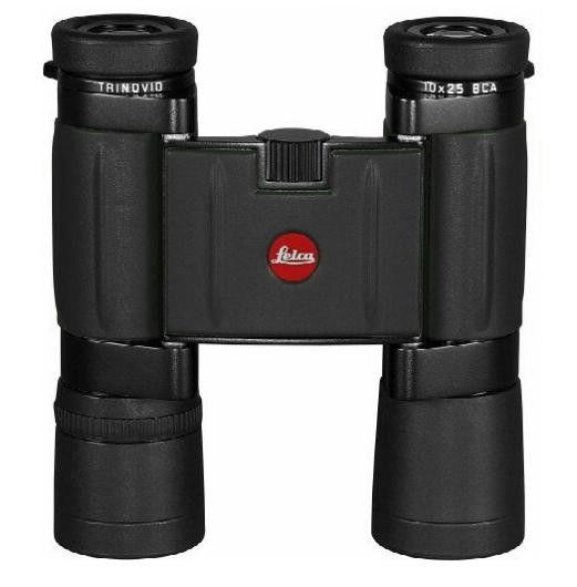 Leica Trinovid 10x25 BCA Compact Binoculars with Case 40343 #binoculars