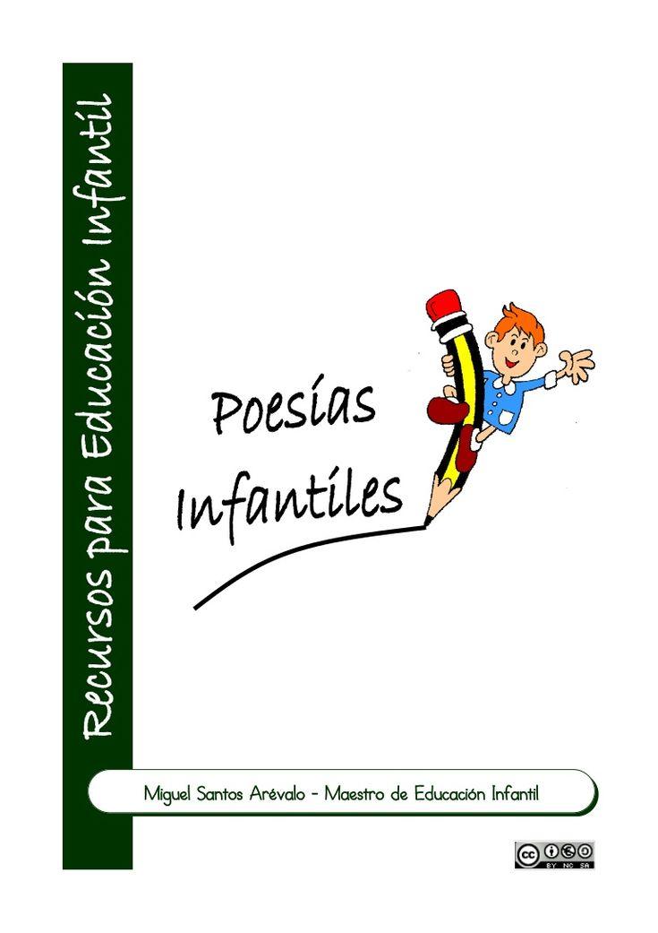 Recopilación de poesías infantiles para usar en el aula de Educación Infantil