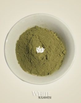 One of our personal favorites.  While not as potent as Sulawesi Maeng Da, White Sulawesi provides a well rounded stimulating yet relaxing effect which is long lasting.  It requires a slightly higher dosage but when taken properly, it is one of the most pleasant strains available. Highly recommended to all #kratom #buykratom #mytraginaspeciosa #kratomvendor #kratomsale #kratomindo #whitekratom #kratomsupplier #kratomindonesia