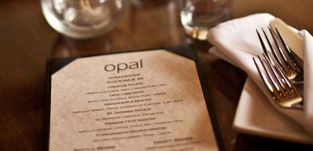 Opal Restaurant & Bar- Mt. Pleasant, SC