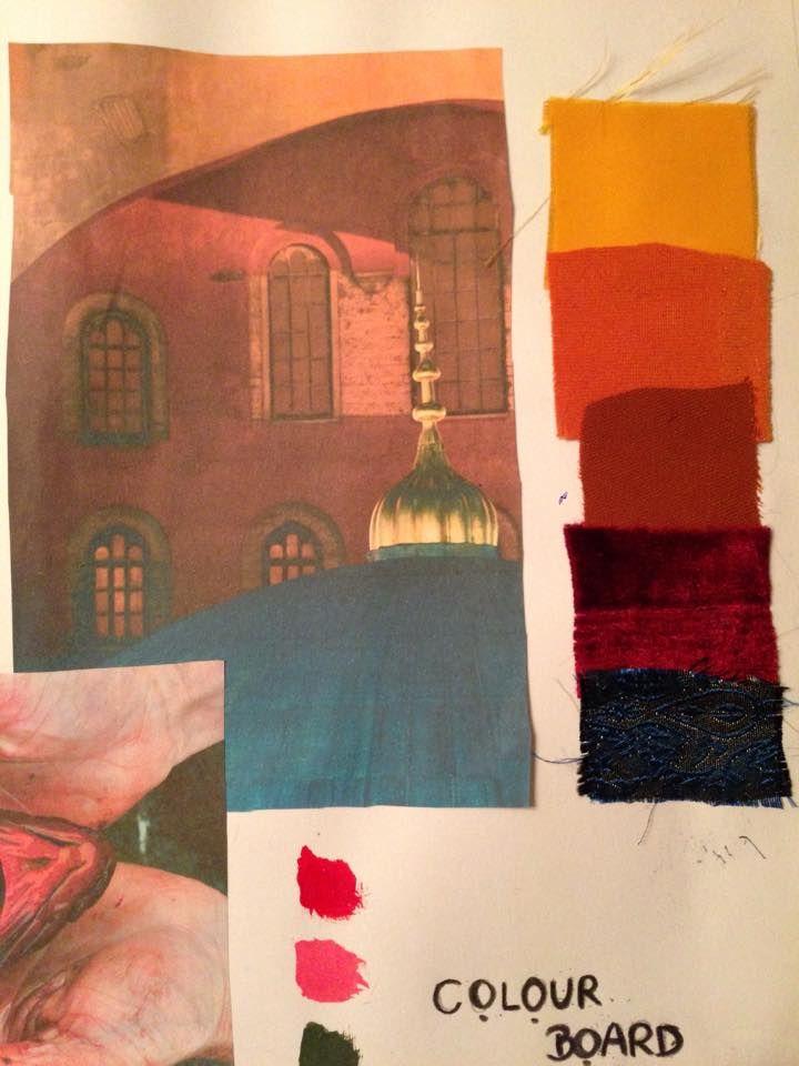colour board 3