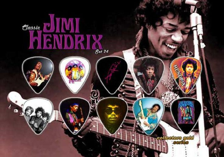 http://www.marketitaliano.it/?df=141427432531&pid=12 Jimi hendrix set 10 plettri chitarra guitar picks gitarren plektrum rock cg #Italia