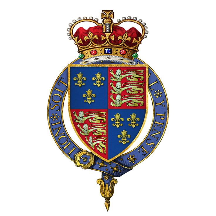 File:Coat of Arms of Richard III, King of England.png
