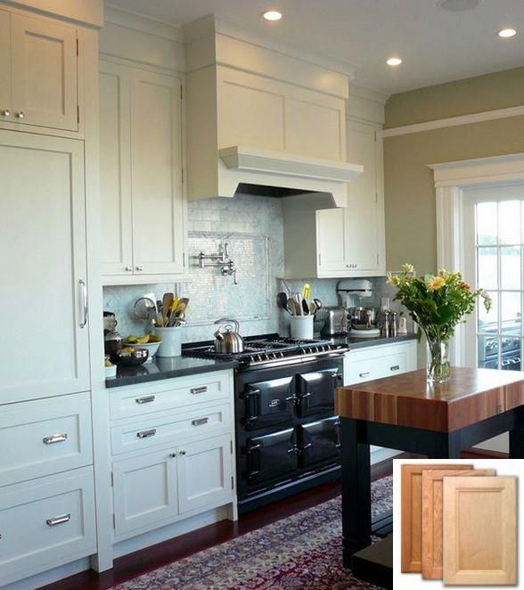 Giulia Traditional Kitchen Island Set With Granite Top And