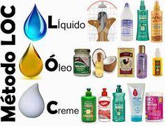 Se você luta para manter o seu cabelo crespo ou cacheado bem hidratado, você deve experimentar o método LOC (Líquido, Óleo e Creme). O ...