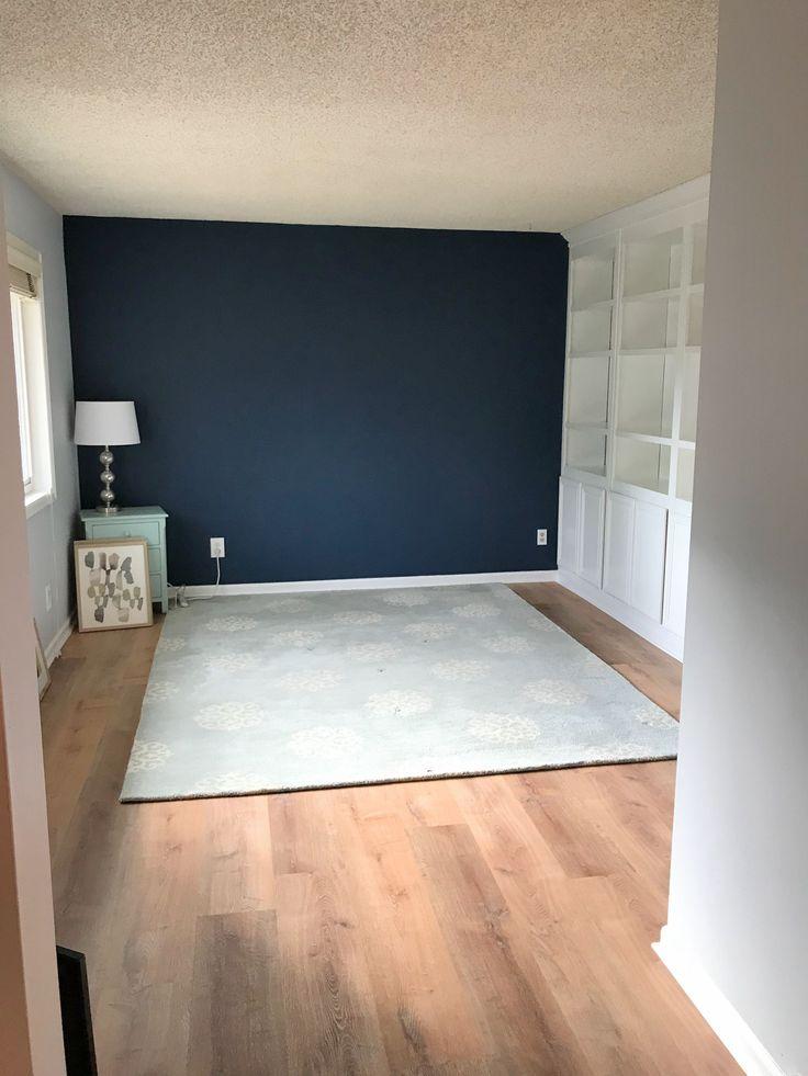 Lifeproof Fresh Oak laminate flooring from Home Depot